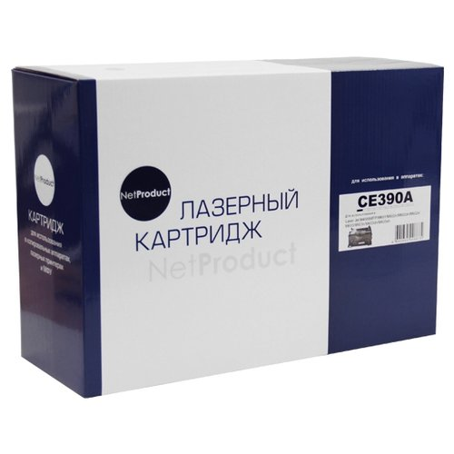 Фото - Картридж Net Product N-CE390A, совместимый картридж net product n ep 27 совместимый