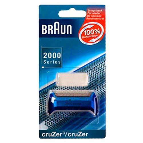 Сетка Braun 20S (cruZer) сетка braun 20s cruzer для бритвы braun 2000 серии красный