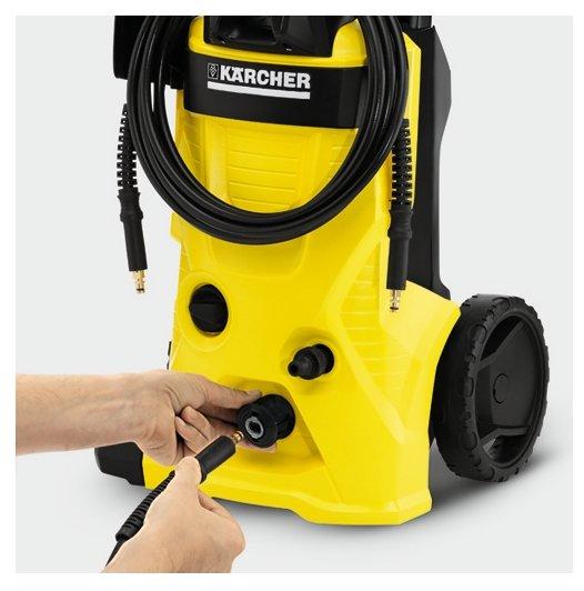 Мойка высокого давления KARCHER K 4 Basic 1.8 кВт