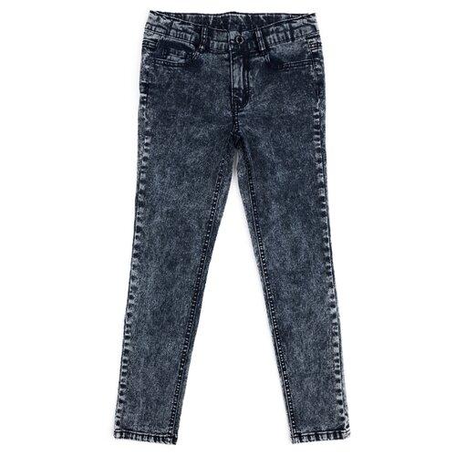 Джинсы playToday размер 116, серый шорты playtoday размер 116