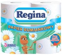 Туалетная бумага Regina Ромашка трёхслойная 12 шт.