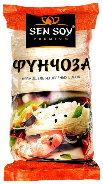 Вермишель Sen Soy Фунчоза из зеленых бобов 200 г