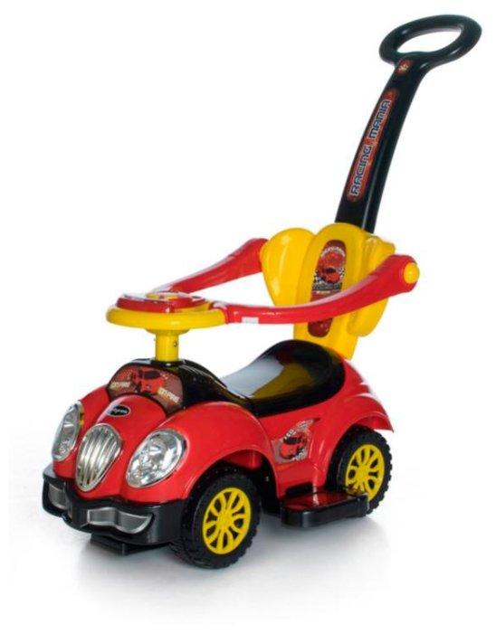 Каталка-толокар Baby Care Cute Car (558W)
