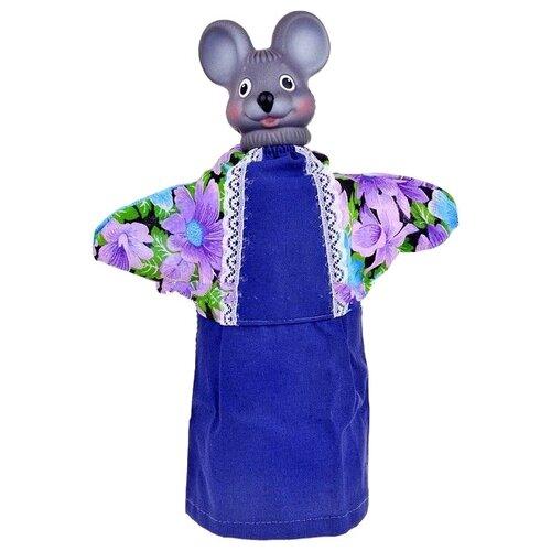 Фото - ОГОНЁК Кукла-перчатка Мышка (С-971) кукла огонёк арина с веснушками