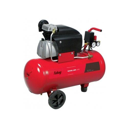 Фото - Компрессор масляный Fubag GoodAir 2/50, 50 л, 1.5 кВт компрессор масляный fubag b5200b 200 ct4 200 л 3 квт