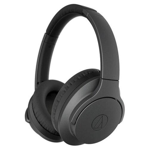 Наушники Audio-Technica ATH-ANC700BT черный наушники audio technica ath ws550is brd 3 5 мм накладные черный красный [10102360]