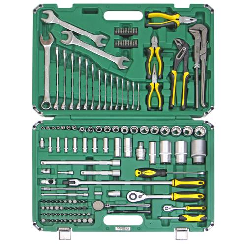 Набор инструментов Арсенал (133 предм.) C1412P133 набор инструментов арсенал 3 4 8144660 23 предмета