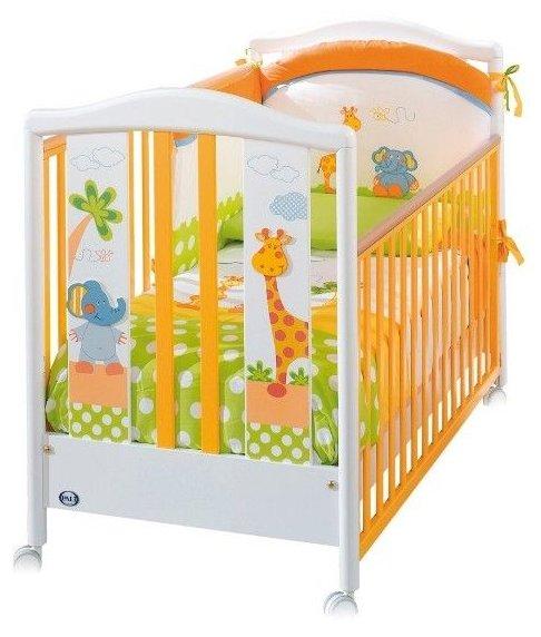 Кроватка Pali Gigi e Lele