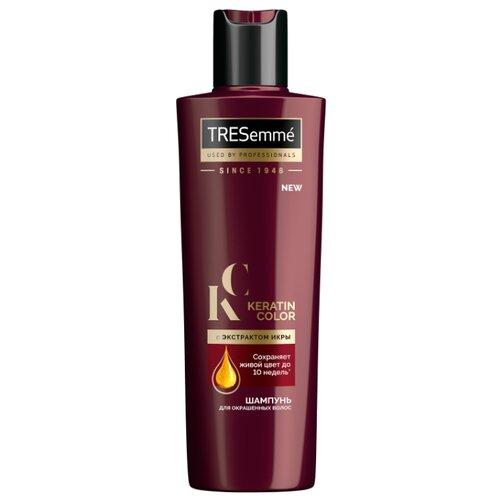 TRESemme шампунь Keratin Color для окрашенных волос с экстрактом икры 230 млШампуни<br>