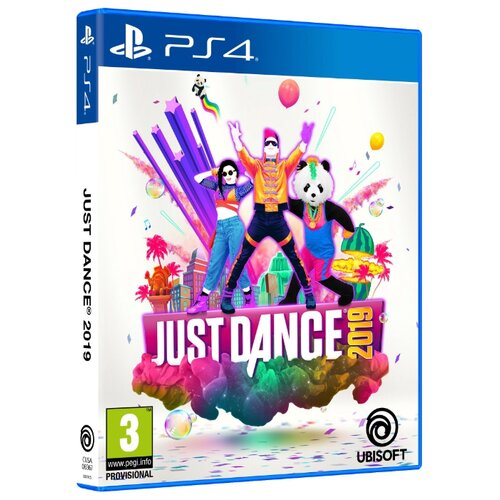 Купить Игра для PlayStation 4 Just Dance 2019, Ubisoft