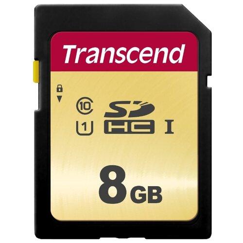 Карта памяти Transcend TS8GSDC500S