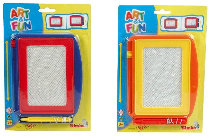 Доска для рисования детская Simba магнитная (6337564)