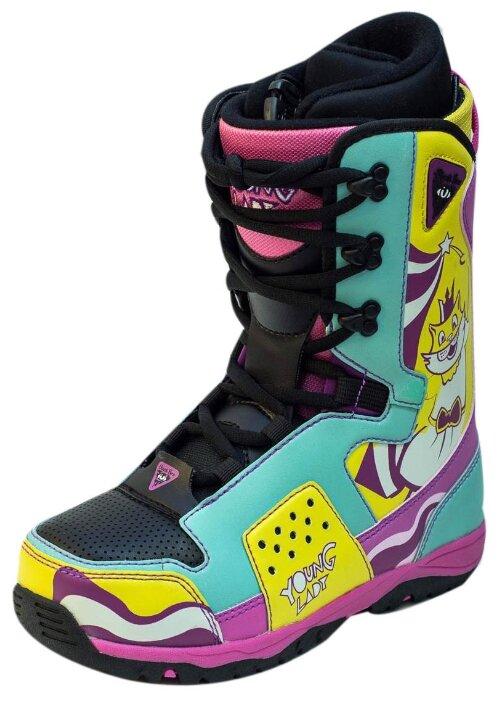 Ботинки для сноуборда Black Fire Young Lady