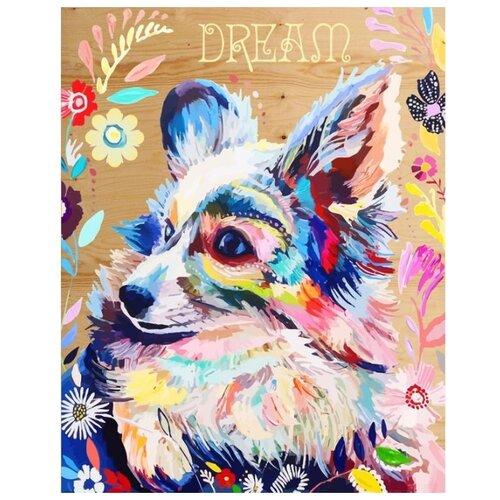 Купить Color Kit Картина по номерам Цветочная радость 40х50 см (DER022), Картины по номерам и контурам