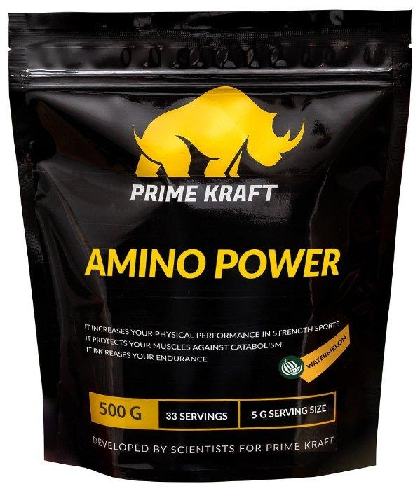 Предтренировочный комплекс Prime Kraft Amino Power (500 г)