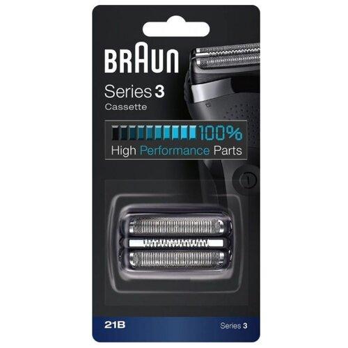 Сетка и режущий блок Braun 21B (Series 3) psa 050k 21b psa 200k 21b new and original twoway pressure switch
