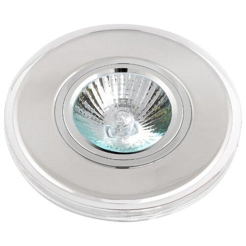 Встраиваемый светильник De Fran FT 901 LED CH, хром / белыйВстраиваемые светильники<br>