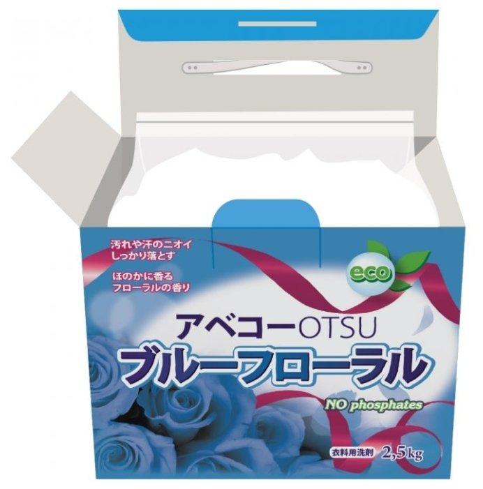 Стиральный порошок Daiichi OTSU антибактериальный с кислородным отбеливателем