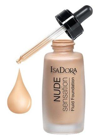 IsaDora Тональный флюид Nude Super Fluid Foundation, 30 мл