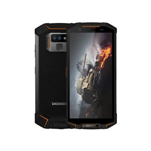 Смартфон DOOGEE S70 Lite оранжевый