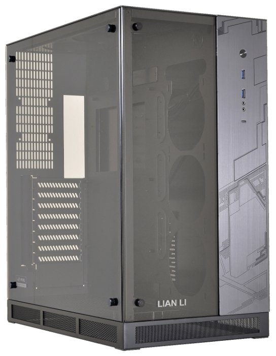 Компьютерный корпус Lian Li PC-O11 WGX Black