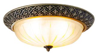 Светильник De Fran YL2-3349-14/3YL/AS 36 см