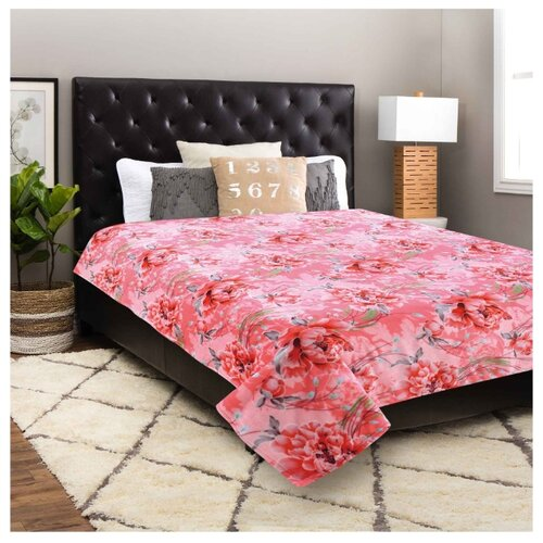 цена на Плед Absolute TF FN F78 A1822 Розовые розы 85755 180 х 220 см, розовый