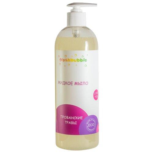 Купить Мыло жидкое Freshbubble Прованские травы, 1 л