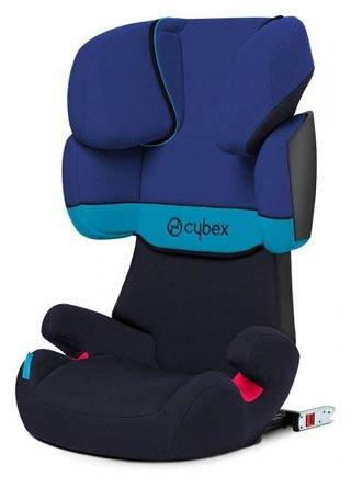 Автокресло группа 2/3 (15-36 кг) Cybex Solution X-fix