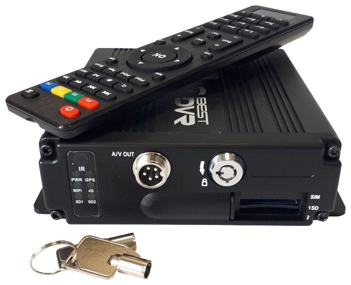 BestDVR Видеорегистратор BestDVR 407 Mobile-SD-12