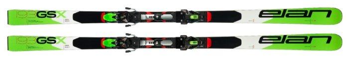Горные лыжи Elan GSX Wc Plate (18/19)