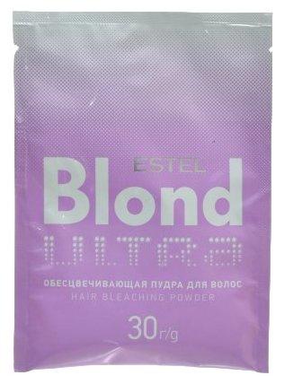 ESTEL Ultra Blond Обесцвечивающая пудра для волос