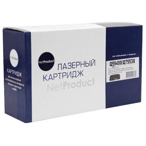Фото - Картридж Net Product N-Q5949X/Q7553X, совместимый картридж hp q5949x