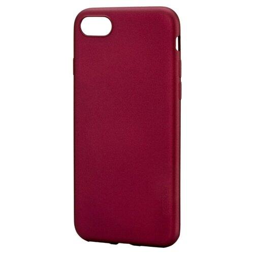 Чехол X-LEVEL Guardian для Apple iPhone 7/8 бордовый
