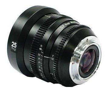 Объектив SLR Magic 25mm T1.5 Sony E
