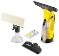 Ручной стеклоочиститель KARCHER WV 5 Premium, желтый желтый