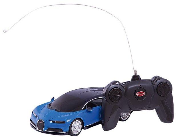 Гоночная машина Rastar Bugatti Chiron (76100) 1:24 18.9 см