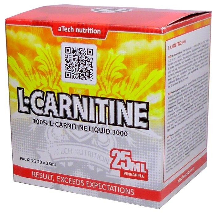 ATech Nutrition L-карнитин 3000 Liquid (500 мл)