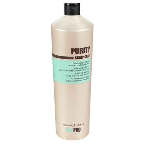 KayPro шампунь Purity очищающий для кожи и волос с перхотью 1000 млШампуни<br>