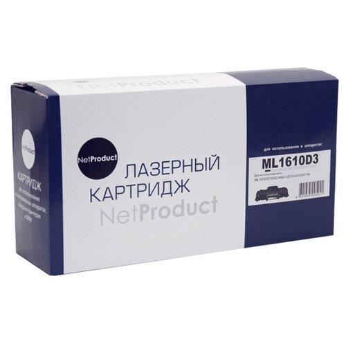 Фото - Картридж Net Product N-ML-1610D3, совместимый картридж net product n ml 1710d3 совместимый