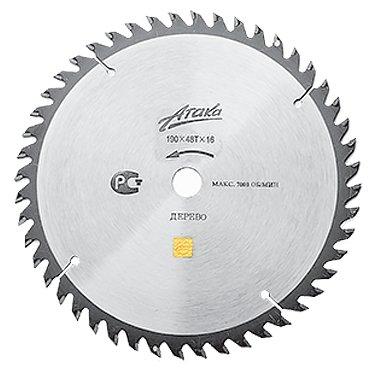 Пильный диск Атака Профи (8078870) 250х32 мм