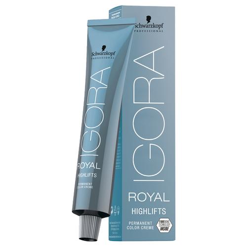 Schwarzkopf Professional Igora Royal краситель для волос Highlifts, 60 мл, 12-1 специальный блондин сандреКраска<br>