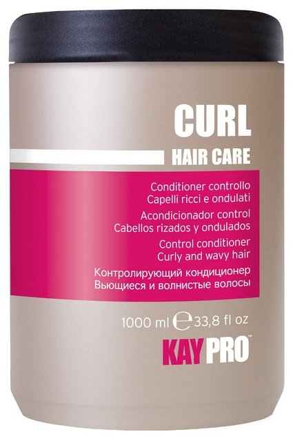 KayPro кондиционер Curl Hair Care Контролирующий вьющиеся