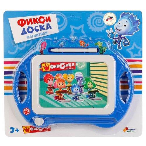 Купить Доска для рисования детская Играем вместе Фиксики (B247-H27006-FIX) синий, Доски и мольберты