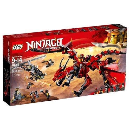 Конструктор LEGO Ninjago 70653 Первый стражКонструкторы<br>