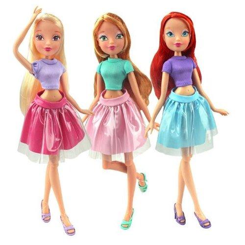 Кукла Winx Club Городская магия-2, 27 см, IW01391600 раскраска winx club