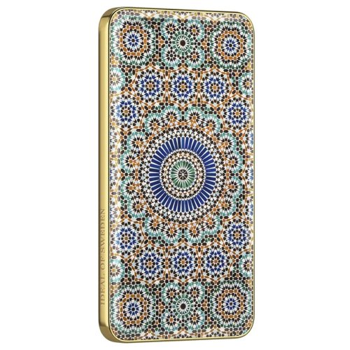 Аккумулятор iDeal of Sweden Fashion Power Bank 5000 mAh moroccan zellige
