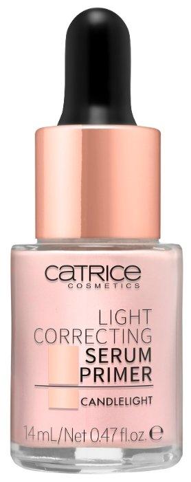 CATRICE праймер-сыворотка корректирующий Light Correcting Serum Primer 14 мл