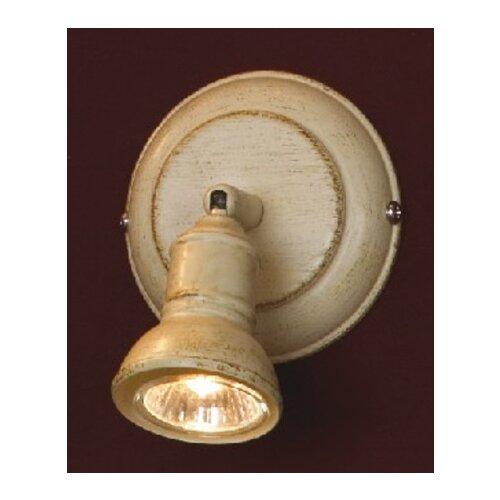 Спот Lussole Sobretta LSL-2501-01, 50 Вт, 1 лампа спот lussole lsl 2501 03