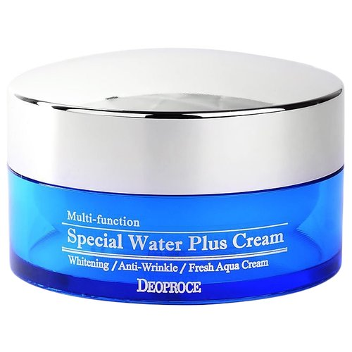 Deoproce Special Water Plus Cream Крем для лица увлажняющий, 100 г deoproce тоник special water